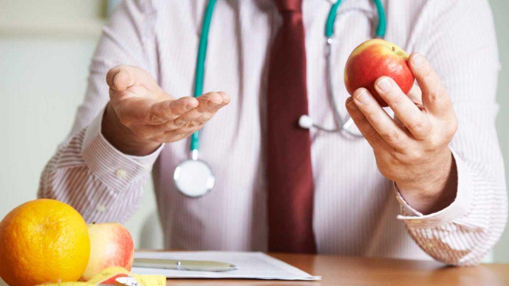 رژیم غذایی سیستیت بینابینی