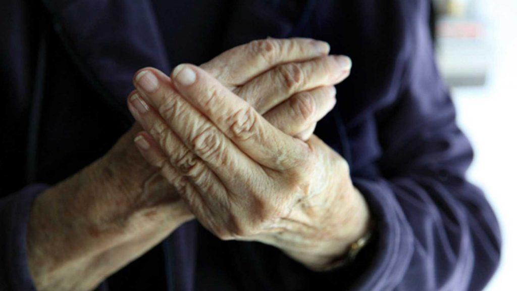 عصب باریکش در انگشت