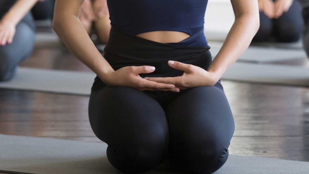 تمرین کگل برای کنترل مثانه