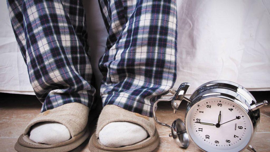تعداد دفعات ادرار و وضعیت سلامتی