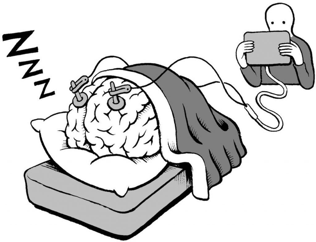 نوار مغزی خواب