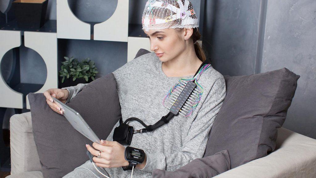انواع EEG