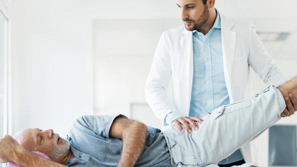 علائم نوروپاتی ران پا