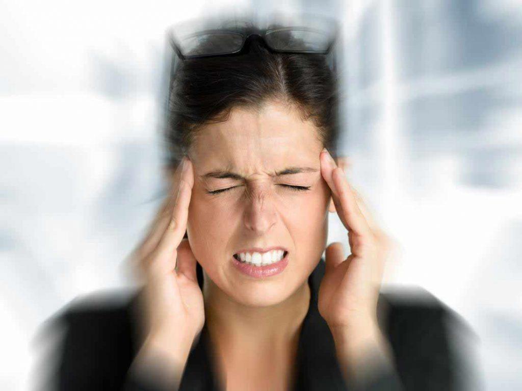 آبسه مغزی و سردرد