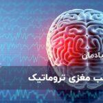 آسیب تروماتیک مغزی ، علائم و پشگیری
