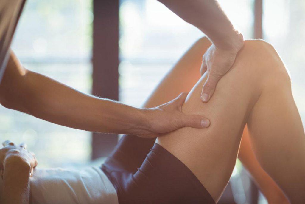 نوروپاتی ران پا در حال درمان