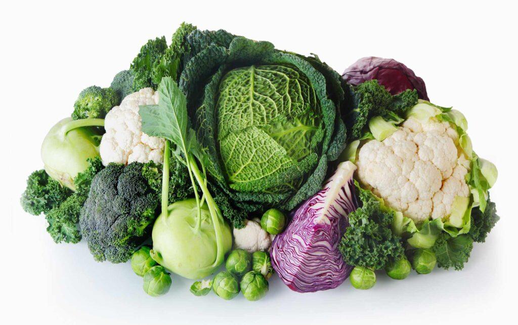 سبزیجات چلیپایی برای مثانه سالم