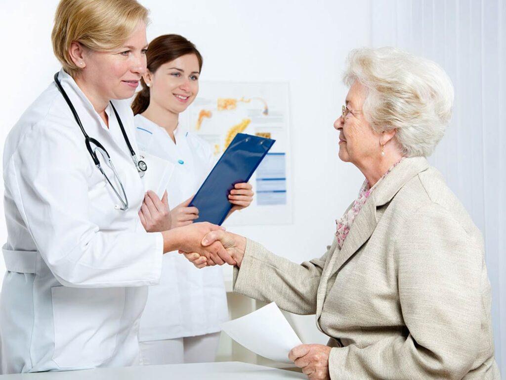 زمان مراجعه به کادر درمان برای درمان مشکلات ثانه