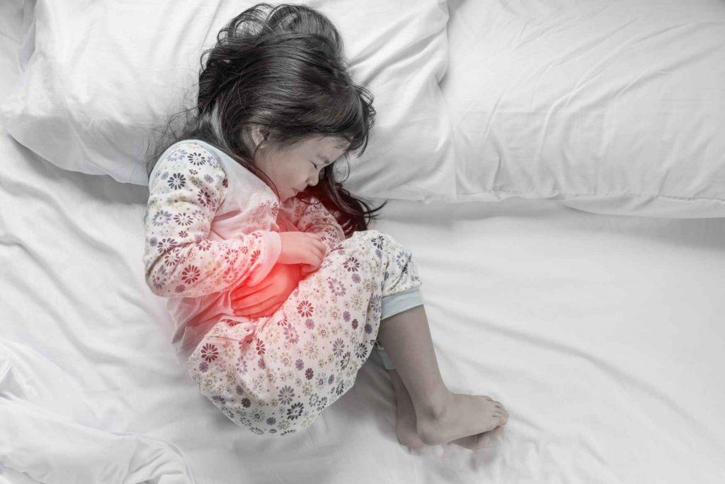 سوزش ادرار در کودکان – عامل شیمیایی
