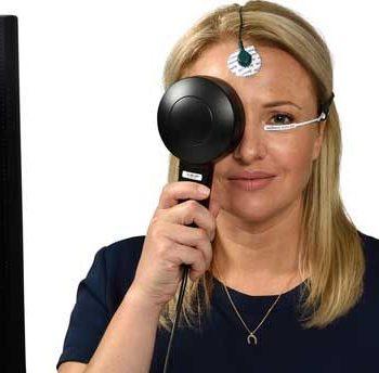 نوار عصب بینایی